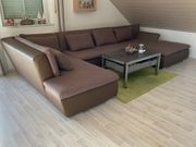 Couch in U-Form TOP ANGEBOT-