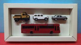 Modellautos - Eisenbahn Modellauto Wiking - Auto Set