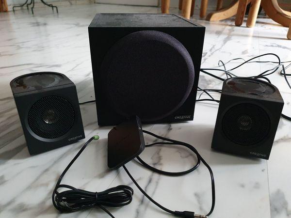 Creative Inspire T3200 Lautsprecher