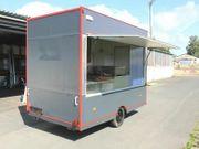 Foodtruck Imbiss Verkaufsanhänger Imbisswagen Imbissanhänger