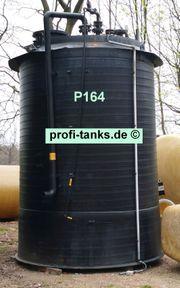 P164 gebrauchter 10 000L PEHD-Tank