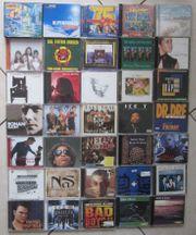 39 Musik-CDs z B Alanis