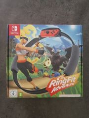 Nintendo Switch Ringfit Adventure NEU