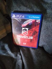 Ps4 Spiel Driveclub