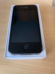 iPhone 4s 16GB Schwarz