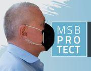 Mund-Nasenschutz Behelfsmasken Stoff
