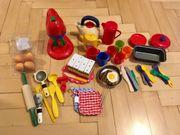 Geschirr für Kinderküche