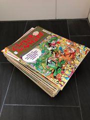 Clever Smart Comics Sammlung aus