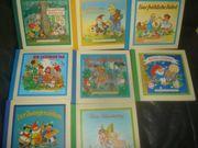 25 Reprints antiker Kinder Bilderbücher -