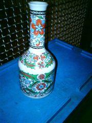 Vase - Metaxa - Hand made Porzellan -