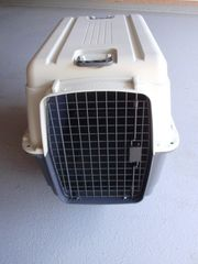 Neuwertige Hunde Transportbox AniOne Größe