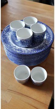 Keramik England 6 Teller 6