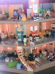 Tolles Weihnachtsgeschenk für Playmobil-Fans Riesen-Haus