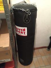 Paffen Sport Boxsack inkl Boxhandschuhe