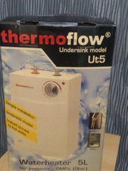 Wasserboiler 5 Liter wenig benutzt