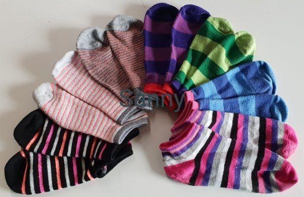 getragene Socken oder lieber ein