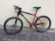 Mountainbike Cannondale Größe M