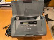 EPSON Dokumentenscanner SCANNER GT-S 50 -