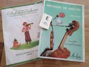 Violinen Noten Saßmannshaus und Methode