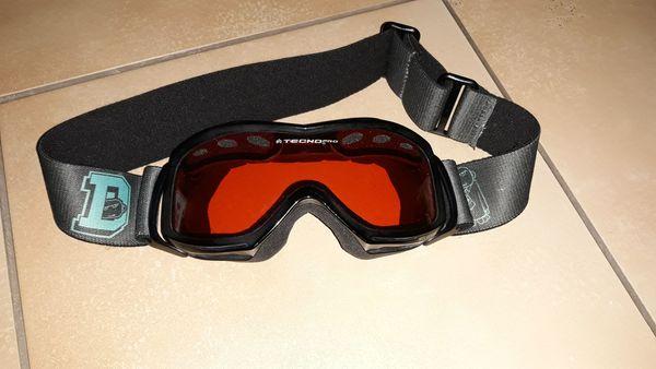 Skibrille Snowboardbrille Tecno pro Kinder