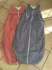 2 Schlafsäcke Tavolinchen 130cm Zwillinge