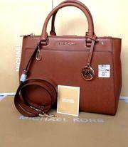 ORIGINAL Michael Kors Leder Handtasche