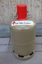 Propangas Eigentums Flasche 5 kg