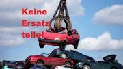 Altauto Autoentsorgung Autoverwertung Autoverschrottung Esslingen