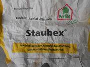 Dämmstoffschüttung Perlite Staubex Ausgleichsschüttung Rest