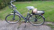 Unisex-E-Bike Sig Solar etropolis Premium