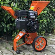 Benzin Häcksler 6PS 4-Takt Schredder