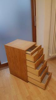 Schubladenschrank fürs Arbeitszimmer