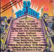 LP- Various 20 Top Hits