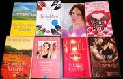 8 verschiedene Frauenromane - 4