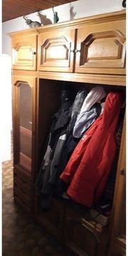 Garderobe B 205 cm H