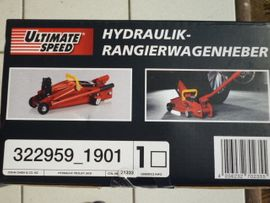 KFZ-Werkzeug, Werkstattausrüstung - Wagenheber