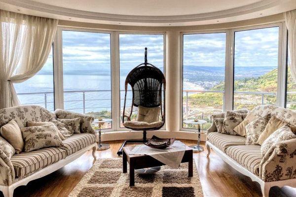 Villa mit Bild perfekter Meerblick