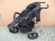 Knorr Baby Kinderwagen Jogger Buggy