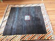 Teppich aus weicher Schurwolle