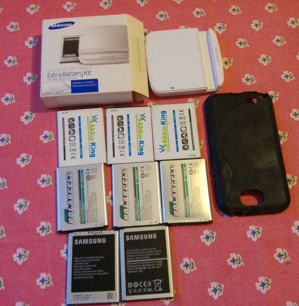 Samsung Note II 1 Ladegrät