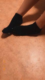 ich verkaufe meine Socken und