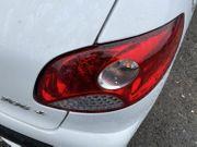 Rückleuchte Peugeot 206 Rechts Lampenträger
