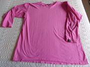 Vintage - Shirt Langarm Langarmshirt pink