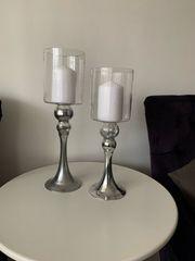 2 Kerzenständer