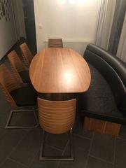 Esstisch mit 5 Stühle und