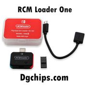 RCM Loader Switch Dongle