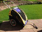 Burley Solo Fahrradanhänger für Kinder