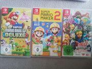 3 Nintendo Switch Spiele