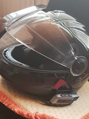 Motorradhelm Schuberth incl Bluetooth System