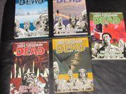 5x The Walking Dead Bücher